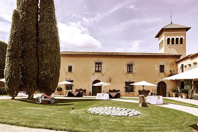 Restaurante para bodas con sorpresas y un toque mágico