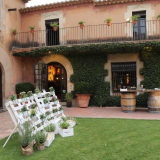 exterior aperitivos boda