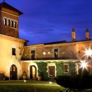 exterior masia bodas Barcelona